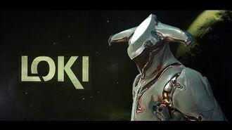 Warframe Profile Loki