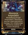 Absorpcja Antymaterii