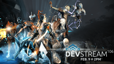 Devstream 106 banner