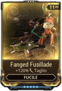 Fanged Fusillade