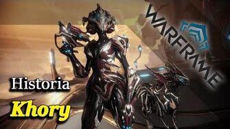 Historia Warframe - Khora