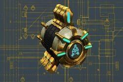 Plano llave dragón extinguida - reducción de daño