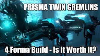 Prisma Twin Gremlins (4 Forma Build) - New Top Tier Secondary Weapon? (Warframe)-0