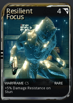 Resilient Focus Warframe Wiki Fandom Powered By Wikia