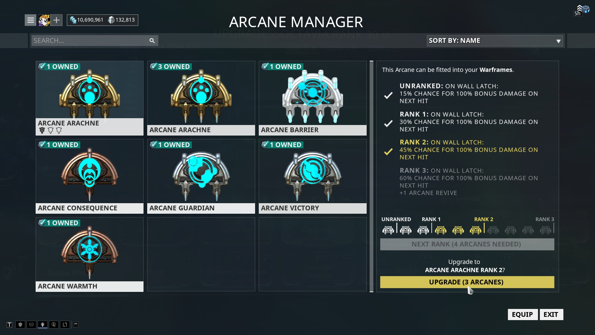 Arcane Enhancement | WARFRAME Wiki | FANDOM powered by Wikia