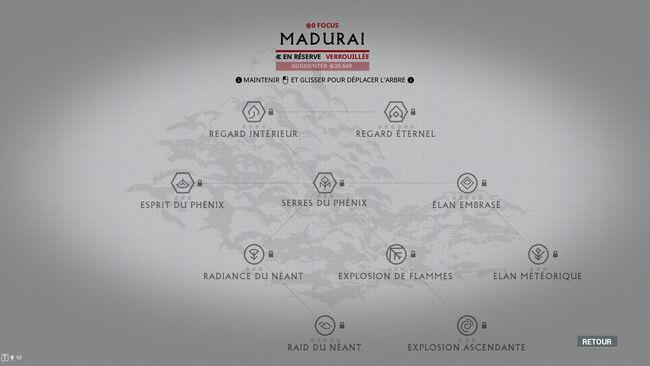 Focus arbreMadurai