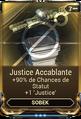 Justice Accablante