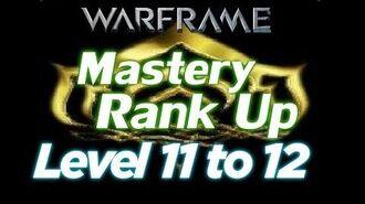Warframe Beta - Mastery Rank 12 Teszt (HD)