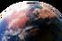 地球Cutout