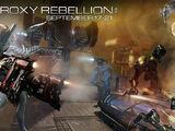 The Proxy Rebellion Bonus Weekend