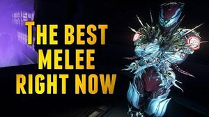 Warframe VENKA PRIME THE BEST MELEE RIGHT NOW THE OLD BLOOD UPDATE