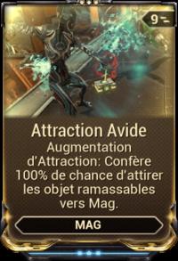 Attraction Avide
