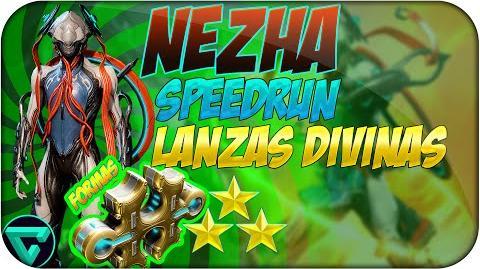 Builds de Nezha a 3 formas de Speedrun y Lanzas Divinas kilométricas