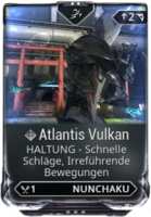 Mod Haltung AtlantisVulkan