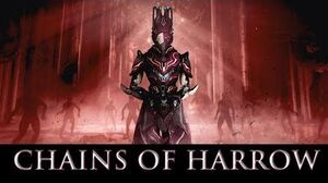 Warframe Chains of Harrow Compl Quest