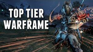 Warframe BARUUK ONE OF THE TOP-TIER FRAME 2020