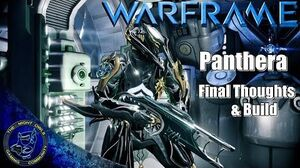 Warframe Panthera Rank 30 Final Thoughts & Basic Build (U15.10
