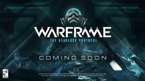 Warframe The Deadlock Protocol - Corpus Remaster