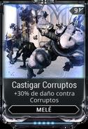 Castigar Corruptos