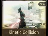 Collision Cinétique