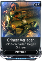Grineer Verjagen