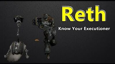 Reth Know Your Executioner (Warframe)