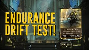 Endurance Drift Test & All You Need To Know Halls of Ascension (Warframe)