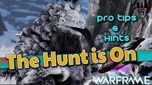 HUNTING ON VALLIS - The Alpha Predator Warframe