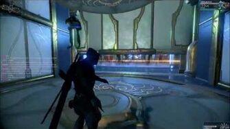 Orokin- Vacio Habitaciones secretas