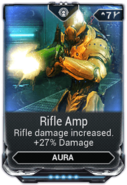 Rifle Amp