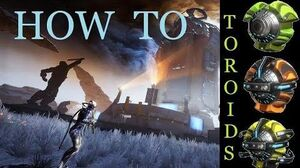 How to Get Toroids Warframe-0
