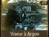 Viseur à Argon