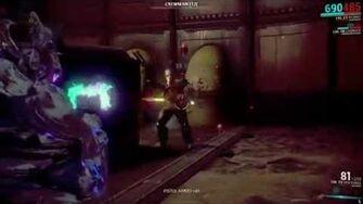 Warframe - Sedna - Tiamat - Capture -PS4 Gameplay HD-