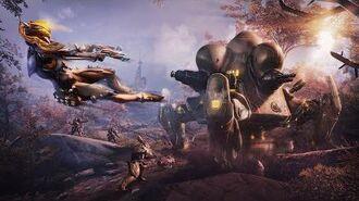 Warframe Plains of Eidolon Remaster