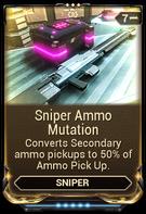 SniperAmmoMutationMod