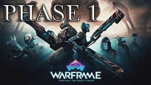 WARFRAME - Profit Taker Heist Phase 1 (Walkthrough)