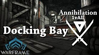 Warframe Conclave Annihilation Docking Bay