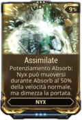 AssimilateMod