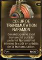 CoeurdeTransmutationNaramon