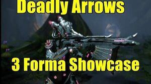 Nagantaka Crossbow Showcase (Fortuna Weapon)