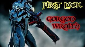 Warframe First Look w Gorgon Wraith & Tethra's Doom Rewards