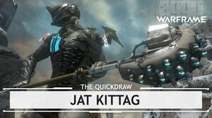 Warframe Jat Kittag, The Sparkly Hammer thequickdraw
