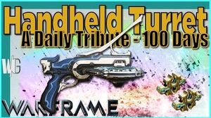 AZIMA - Tribute to the greatest gun in the world 2 forma - Warframe