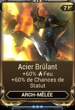 Acier Brûlant