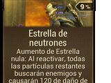 Nova/Habilidades