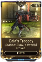 Gaia'sTragedyMod