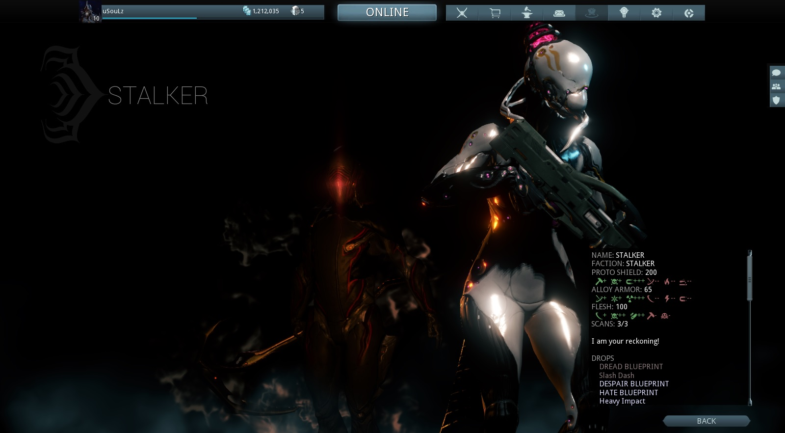 Image stalker 3 of 3 codex scansg warframe wiki fandom stalker 3 of 3 codex scansg malvernweather Image collections