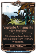 Vigilante Armaments