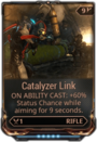 CatalyzerLinkMod