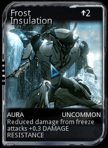 Frost Insulation Warframe Wiki Fandom Powered By Wikia